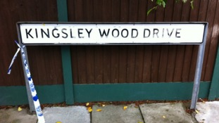 Kingsley Wood Drive SE9.