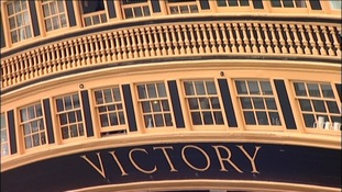 HMS Victory to go to Navy museum