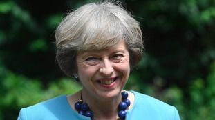 Theresa May in Midlands to highlight expertise of British firms