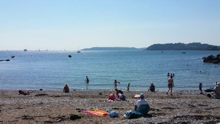Mount Batten Beach, Plymouth