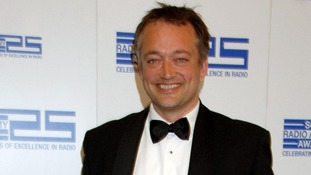 Peter Rippon at the Sony Radio Awards in 2007