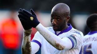 Sol Bamba was named club captain last season