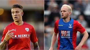 George Moncur and Jonny Williams were among the players to move.