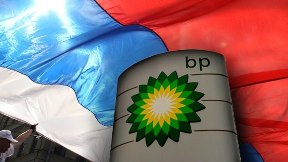 BP to Rosneft,