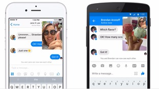 Facebook launches new instant video feature on Messenger