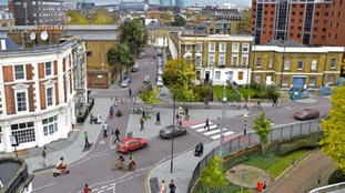 Green light given to north-south cycle superhighway linking King's Cross and Elephant and Castle