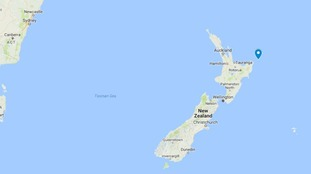 Tsunami warning issued after New Zealand earthquake