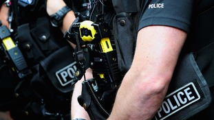 Officers policing Scotland's railways will now carry tasers.