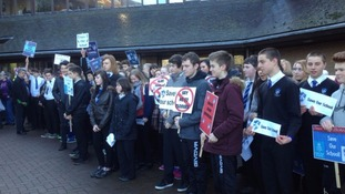 Victory for campaigners as Powys school closure plans ditched