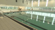 ITV Border had an exclusive look inside the new leisure centre.