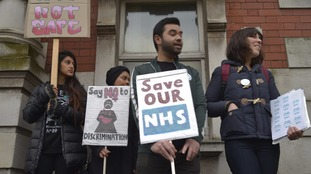 Junior doctors have planned a series of strikes
