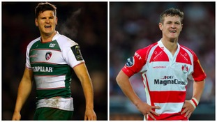 Freddie Burns (left) and his brother Billy (right) face each other tonight