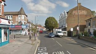 Man injured in second police pursuit crash