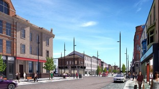 Ambitious revamp plans for Hartlepool revealed