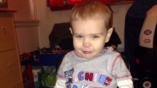 Toddler Liam Fee who was murdered by his mum and her partner