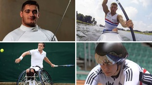 Ready for Rio: The ParalympicsGB athletes to watch and their inspirational stories