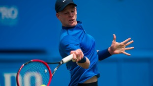 Kyle Edmund books match with world number one after shock US Open win