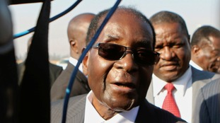 Robert Mugabe jokes he has been resurrected after reports of a stroke
