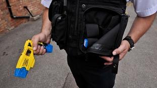 Warnings over Taser officers' use of cameras