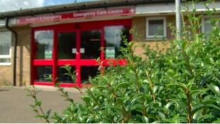 Grantham Accident and Emergency department will close overnight tonight for the first time