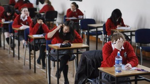 This year's results saw a drop in average grades