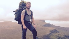 Louis Nethercott is attempting to cross the five biggest islands in the world