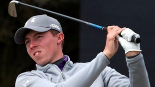 Ryder cup rookie Fitzpatrick fights back at European Masters