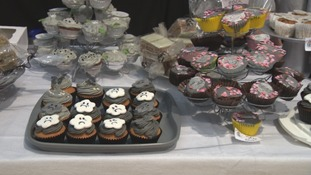 Depressed Cake Sale, Galashiels