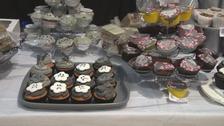 Depressed Cake Sale, Galashiels