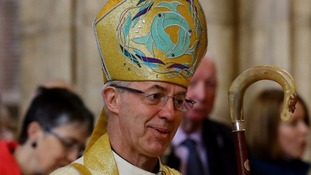 Justin Welby was apparently aware of Chamberlain's sexuality before he made him bishop