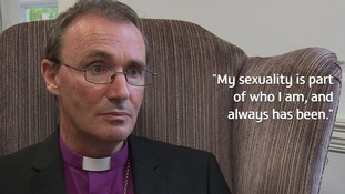 First openly gay Anglican bishop tells ITV News: 'I am who I am... There's never been any secret'