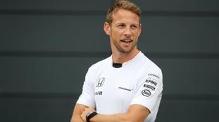Jenson Button announces 'sabbatical' from racing