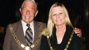 Mayor's chains stolen