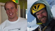 Kyle Dempster and Scott Adamson were last seen on August 22