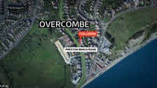 Overcombe crash