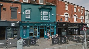 Man suffers facial injuries after bar assault