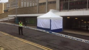 Road closed in Huddersfield after police incident