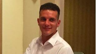 Darren Bennett who went missing on August 27