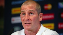 Cumbria's former England coach Stuart Lancaster
