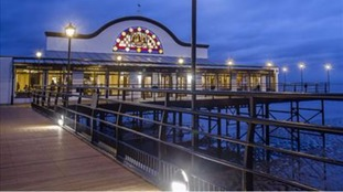 Fancy a place by the seaside? Pier of the year up for sale