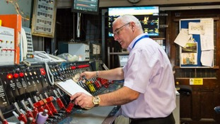 London Underground signalling cabin for the Tube designated 'item of national historic interest'