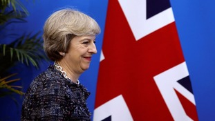 Points-based system 'does not give control' over immigration, says Theresa May