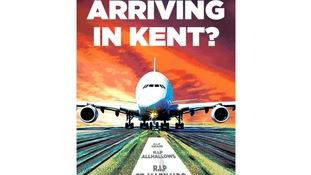 Kent, airport, Thames Estuary