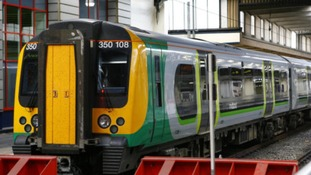 London Midland train routes