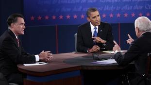 The final Presidential debate