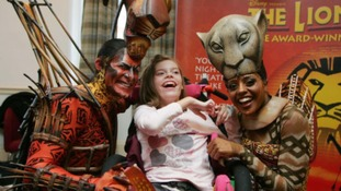 The Lion king has performed to a number of sold-out shows in London