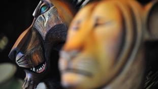 The Lion King will open in June 2013 in Birmingham