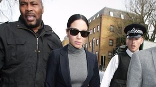 Tulisa Contostavlos said her conviction for drink driving was her biggest regret.