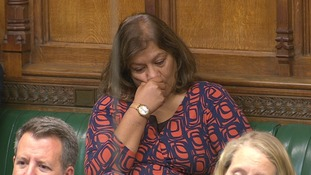 Valerie Vaz is Labour MP for Walsall South.