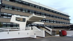 North Wales Police HQ
